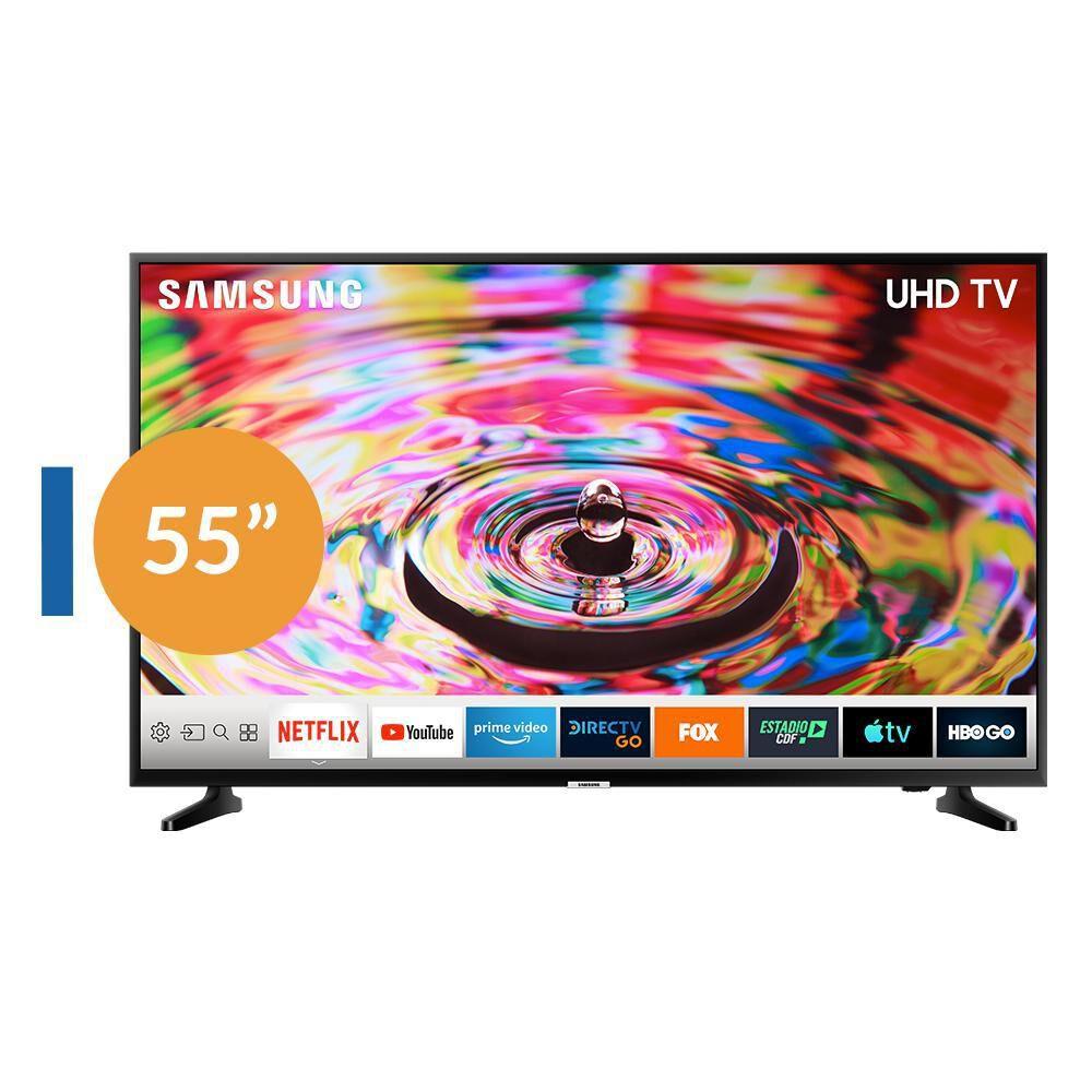 """Led Samsung Un55Nu7095 / 55"""" / Ultra Hd / 4K / Smart Tv image number 0.0"""