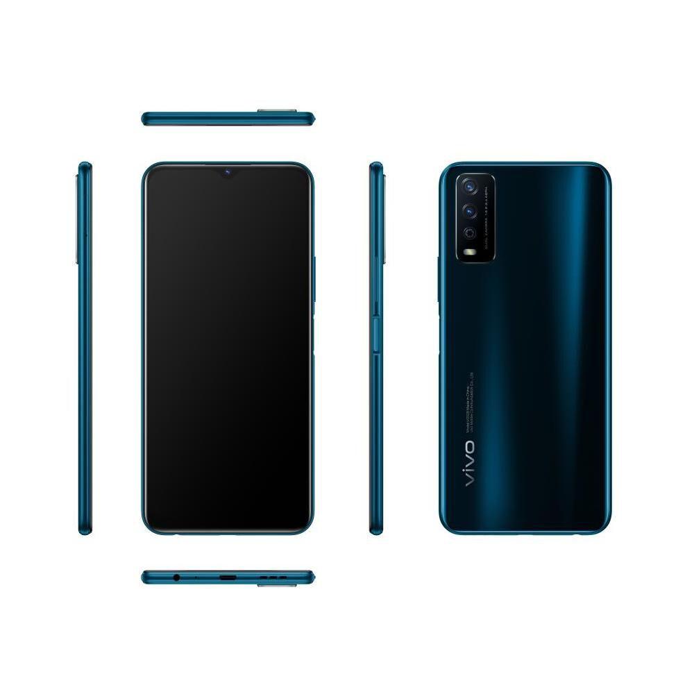 Smartphone Vivo Y11s Black / 32 Gb / Movistar image number 1.0