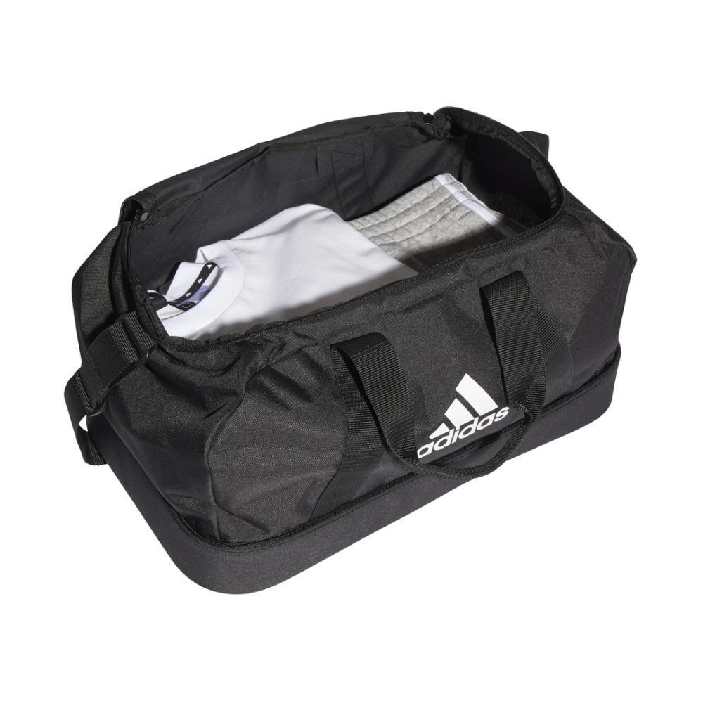 Bolso Unisex Adidas Tiro Duffel / 30.7 Litros image number 4.0