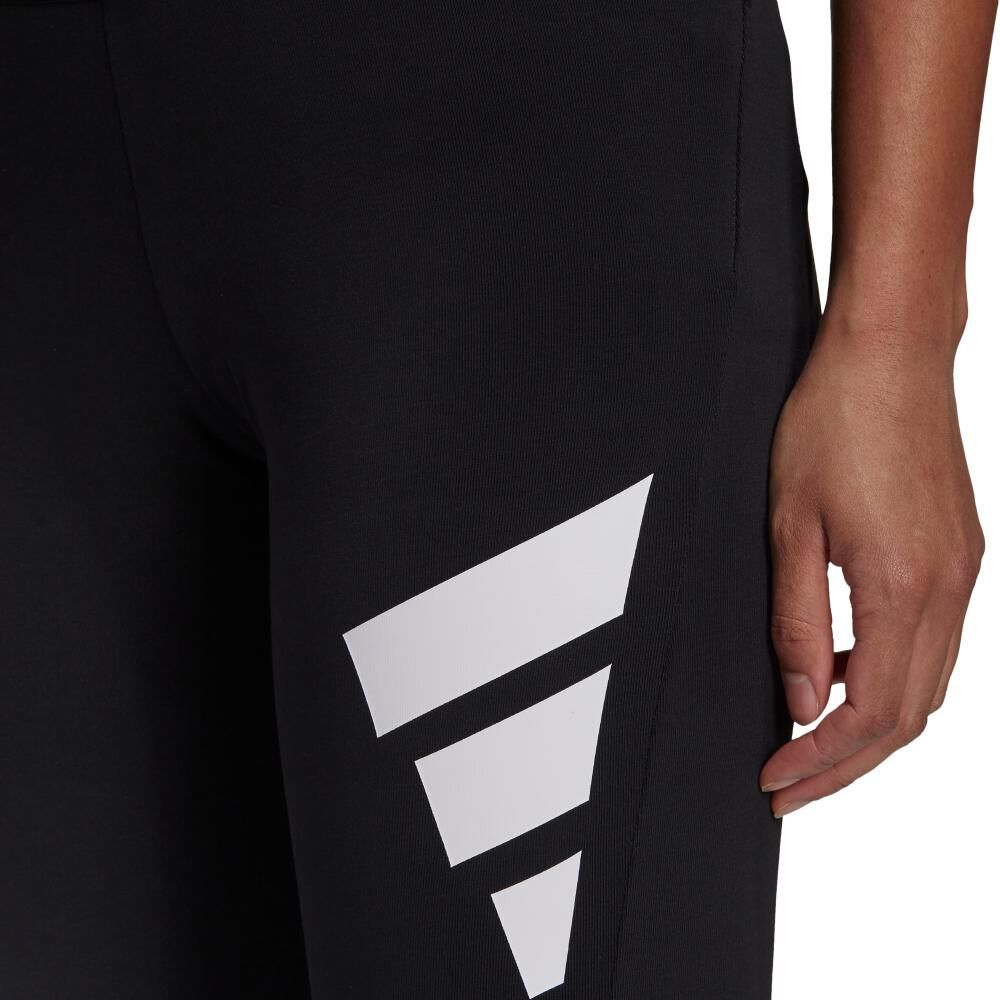 Calza Mujer Adidas Sportswear Three Bar image number 3.0