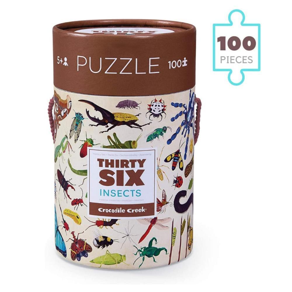 Puzzle Crocodrile 4054-6 image number 1.0