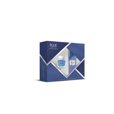 Perfume Blue Seduction Antonio Banderas / 50 Ml / Eau De Toillete + Desodorante