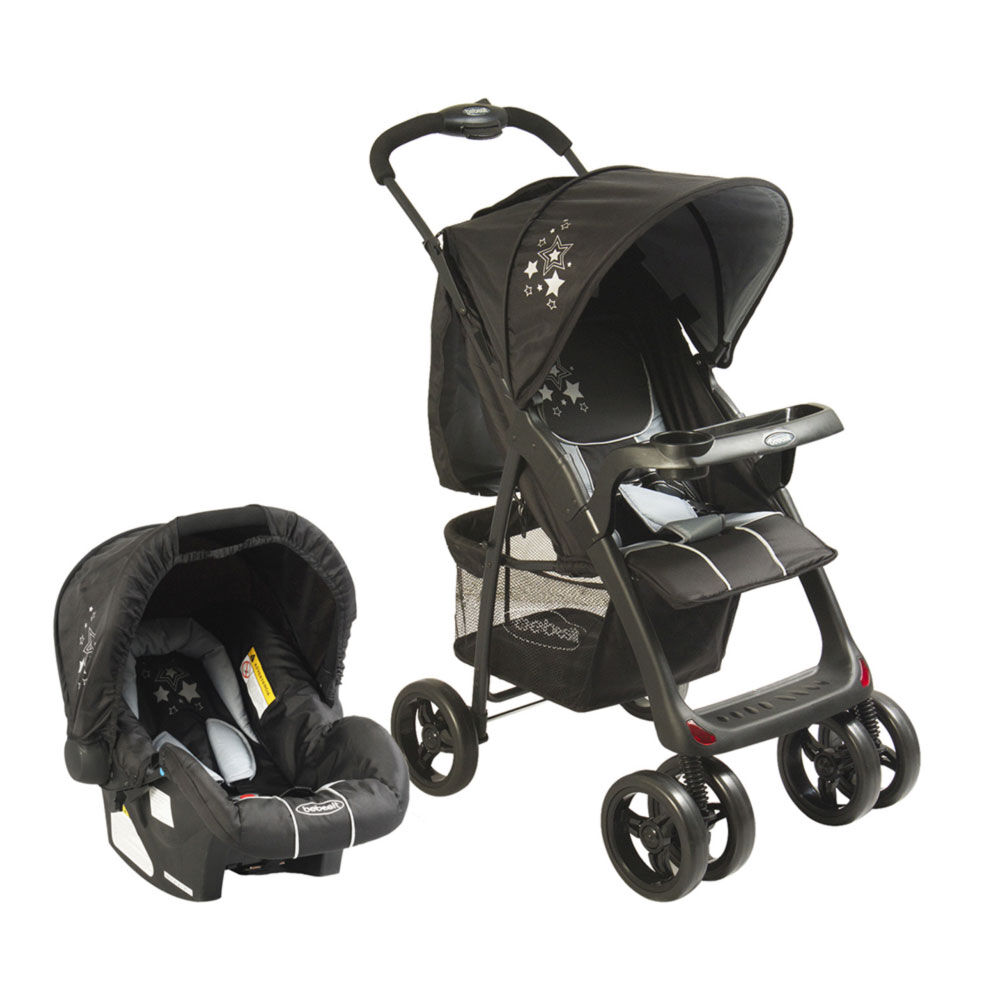 Coche Travel System Bebesit Jazz 5216 image number 0.0