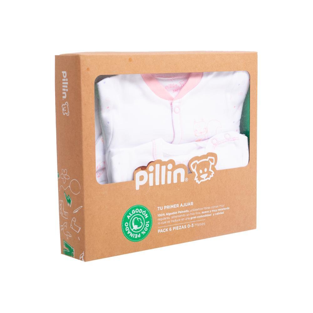 Set Para Bebé Pillin Niña image number 2.0