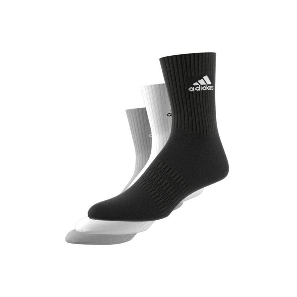 Calcetines Unisex Adidas / Pack 3 image number 3.0