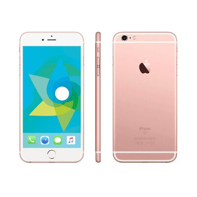 Smartphone Iphone 6S Reacondicionado Rosado 64 Gb / Liberado