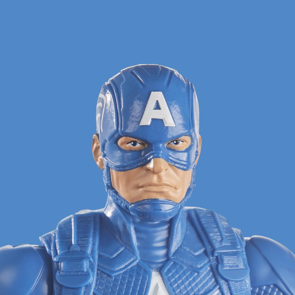 Figura De Accion Avenger Titan Hero Movie Cap image number 4.0