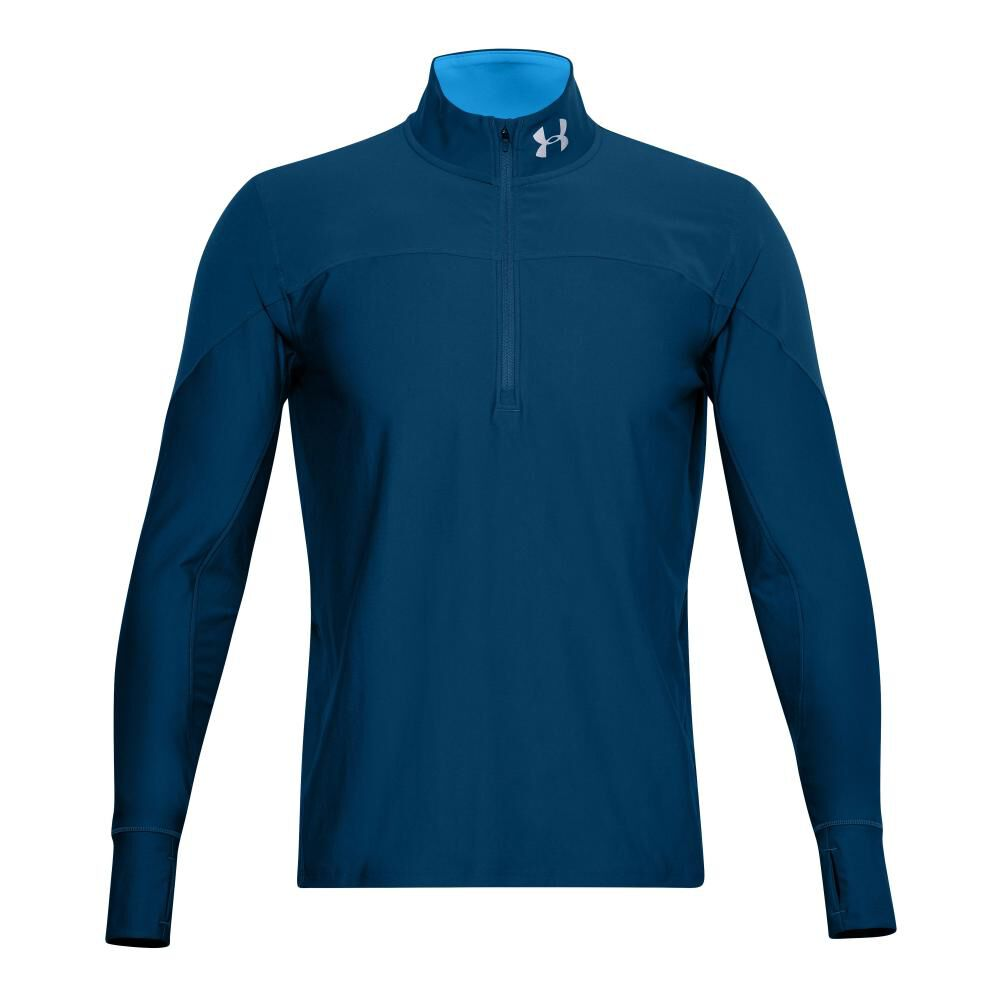 Poleron Deportivo Hombre Under Armour image number 0.0