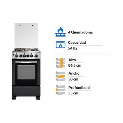 Cocina Sindelen CH-5490IN / 4 Quemadores