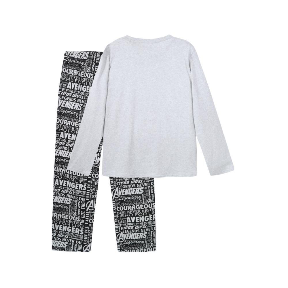 Pijama Largo Hombre Marvel / 2 Piezas image number 1.0