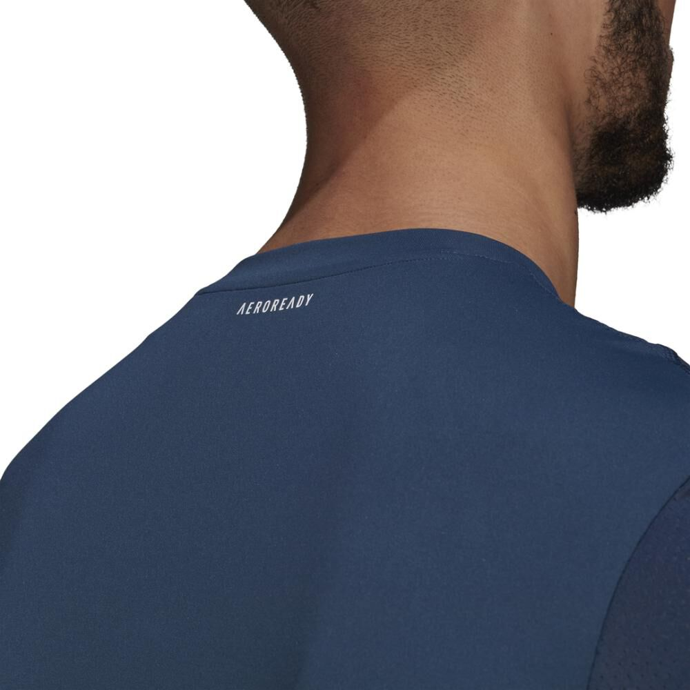 Polera Unisex Adidas image number 4.0