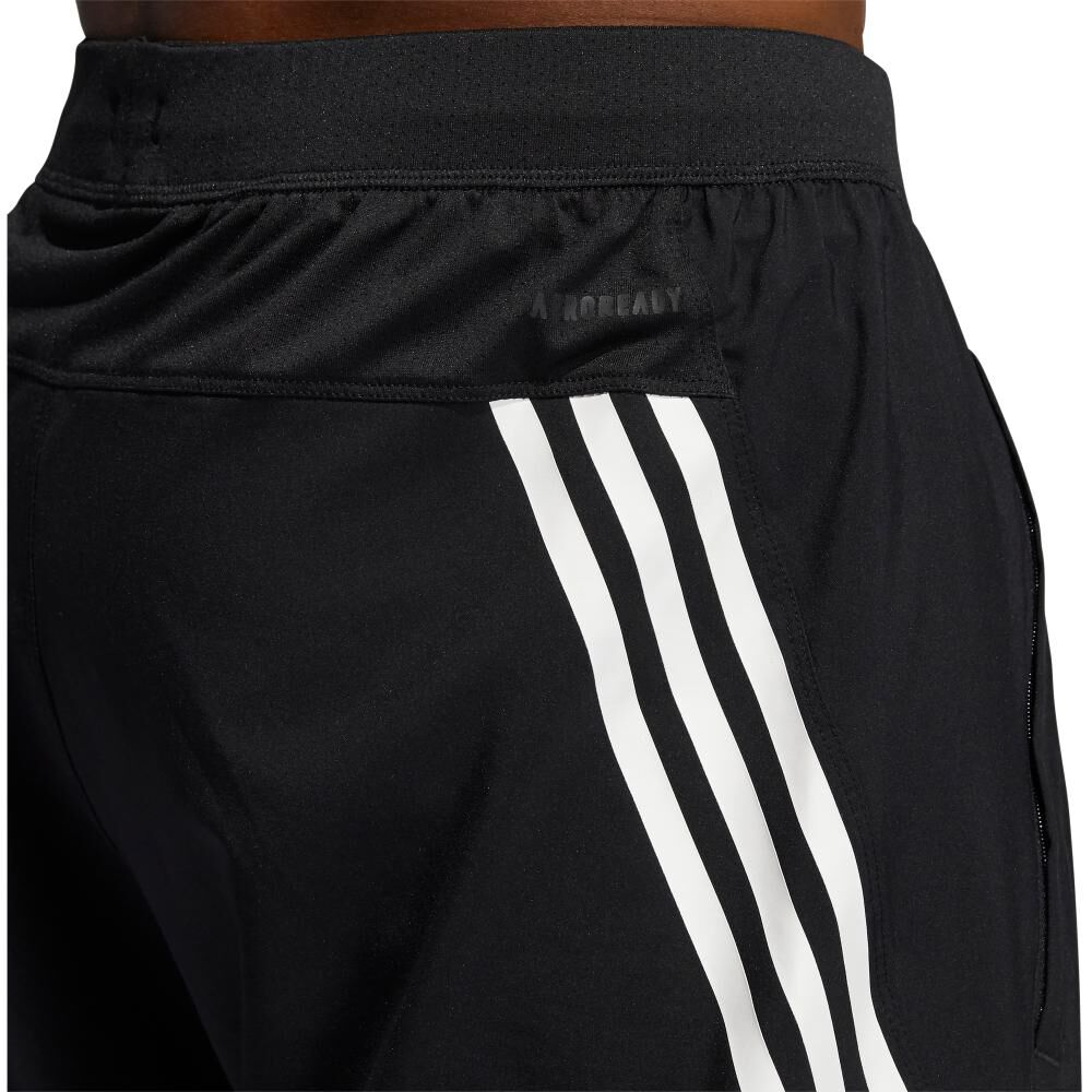 Short Hombre Adidas Aeroready Woven 3s 8-inch image number 5.0