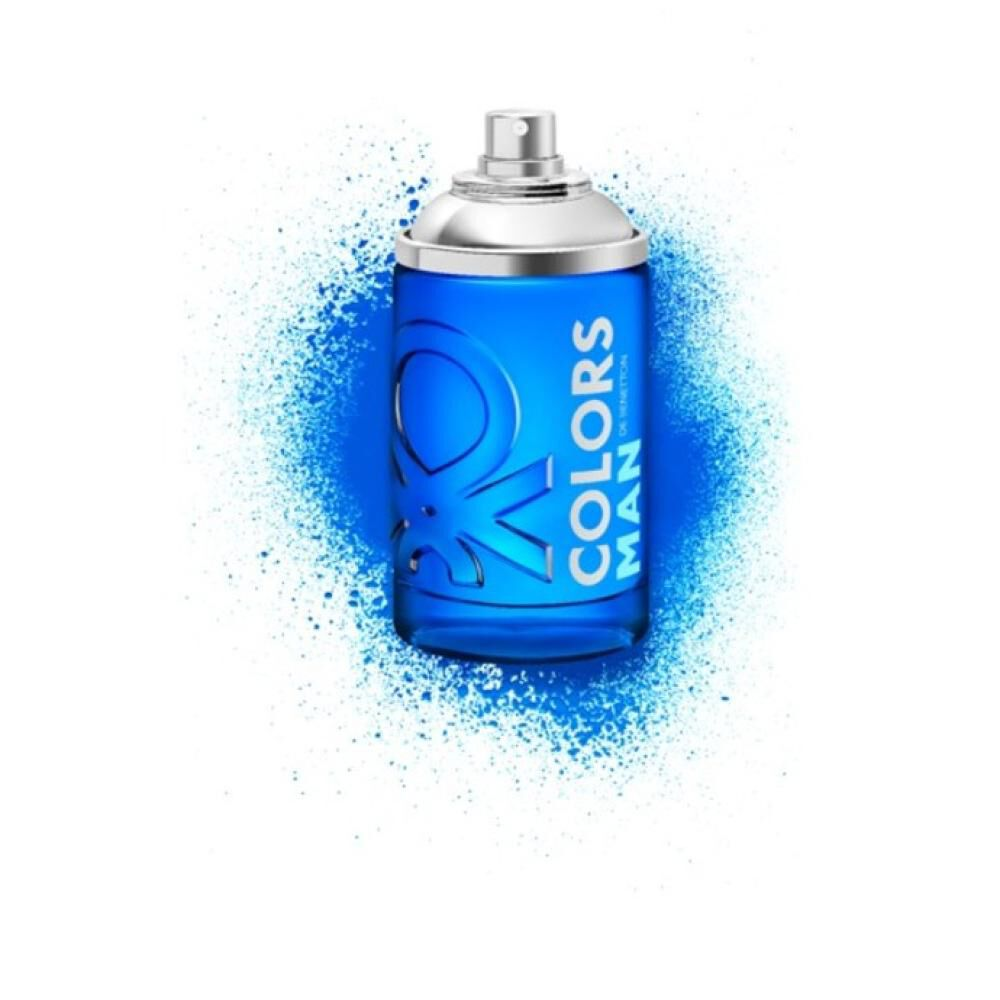 Colors Man Blue Edt 60Ml image number 1.0