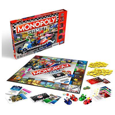 Juegos Familiares Monopoly Gamer Mario Kart