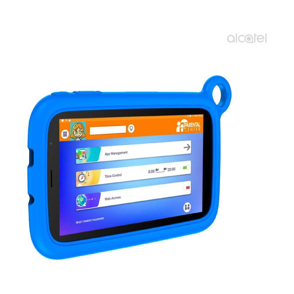 "Tablet Alcatel Kids / Azul / 16 GB / Wifi / Bluetooth / 7"" image number 4.0"