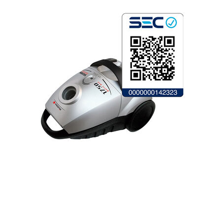 Aspiradora Sindelen Ap-2700 Silver Duster Ii