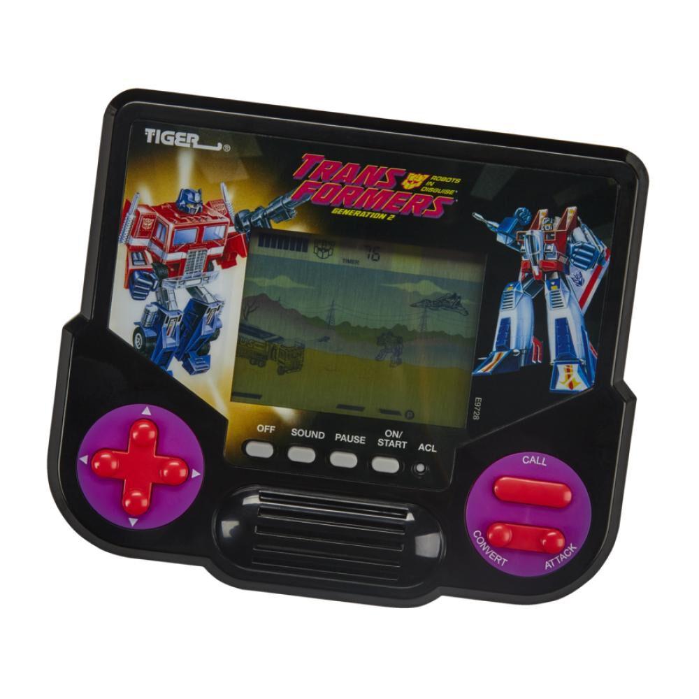 Juego Retro Gaming Tiger Electronics Transformers image number 0.0