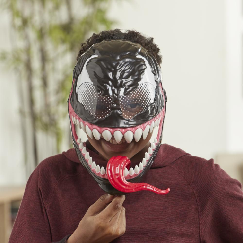 Juguete Interactivo Spiderman Venom Mask image number 4.0