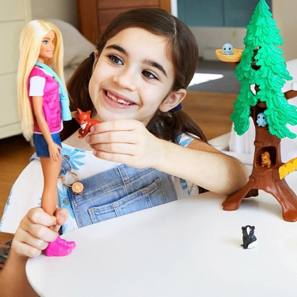 Exploradora Silvestre Barbie Careers image number 2.0