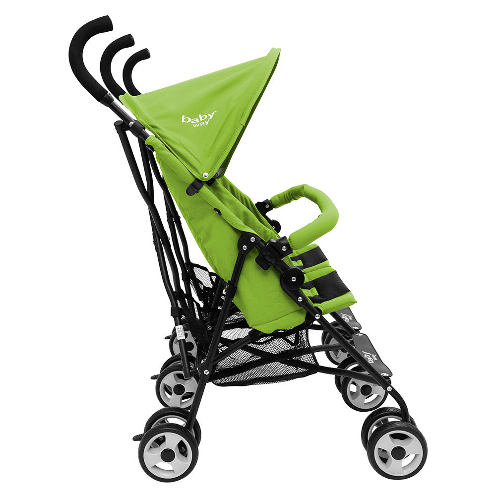 Coche Paraguas Doble Baby Way Bw-120G17 image number 2.0
