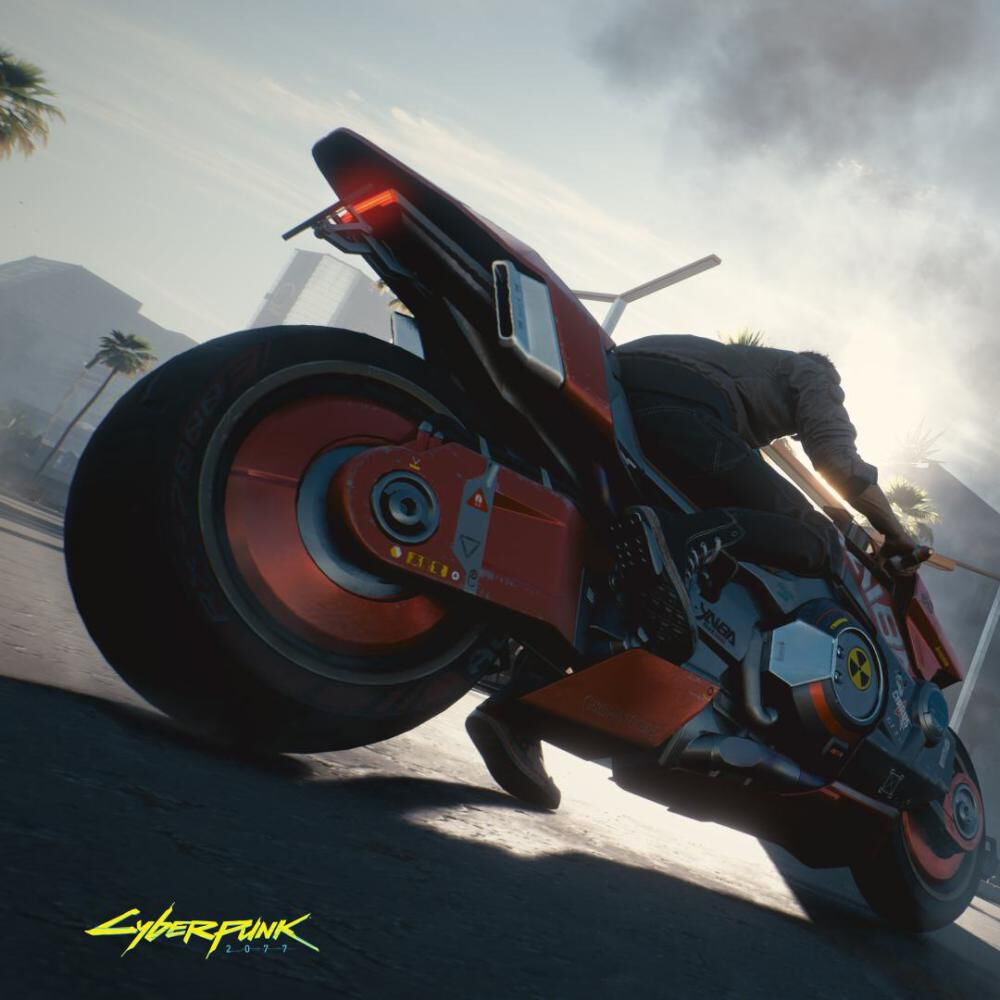 Juego Ps4 Cyberpunk 2077 image number 9.0
