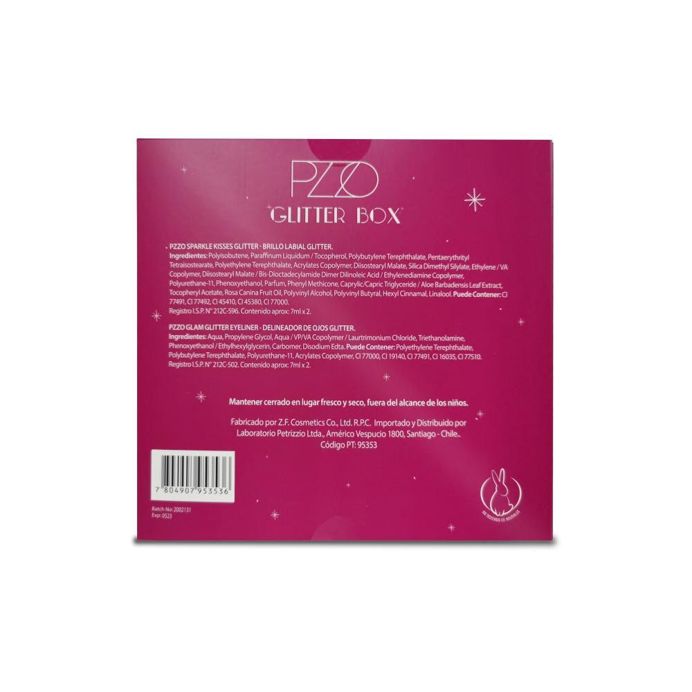 Set Glitter Box Petrizzio image number 3.0