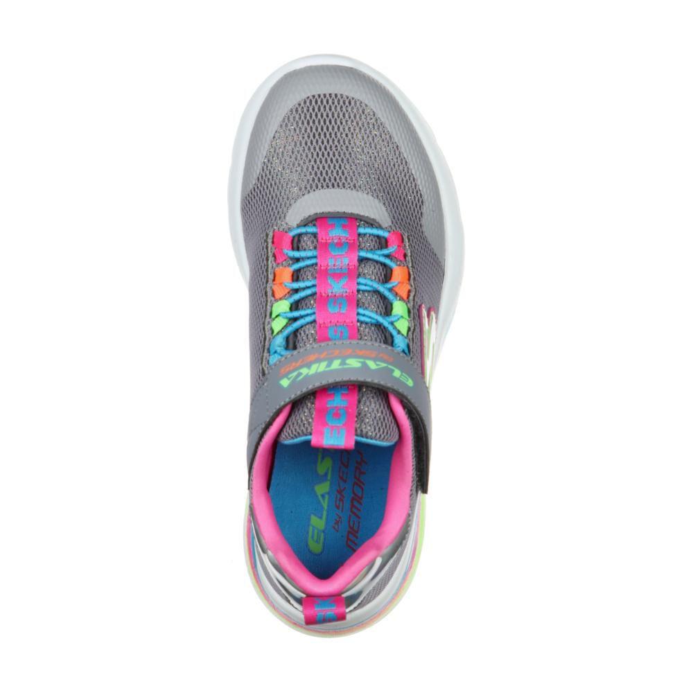 Zapatilla Infantil Niña Skechers Dynamight 2.0-prism Glam image number 3.0
