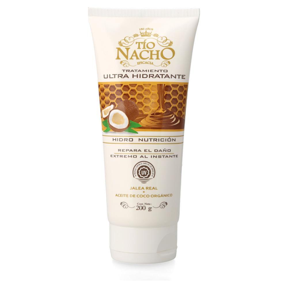 Crema Tratamiento Tio Nacho Coco Ultra Hidratante image number 0.0
