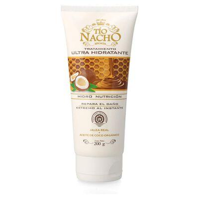 Crema Tratamiento Tio Nacho Coco Ultra Hidratante