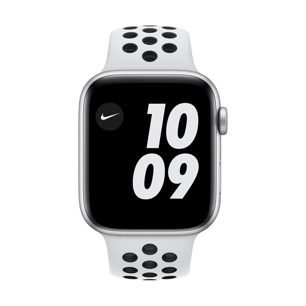 Smartwatch Apple Watch Nike S6 44 MM Gris/Blanco / 32gb image number 2.0