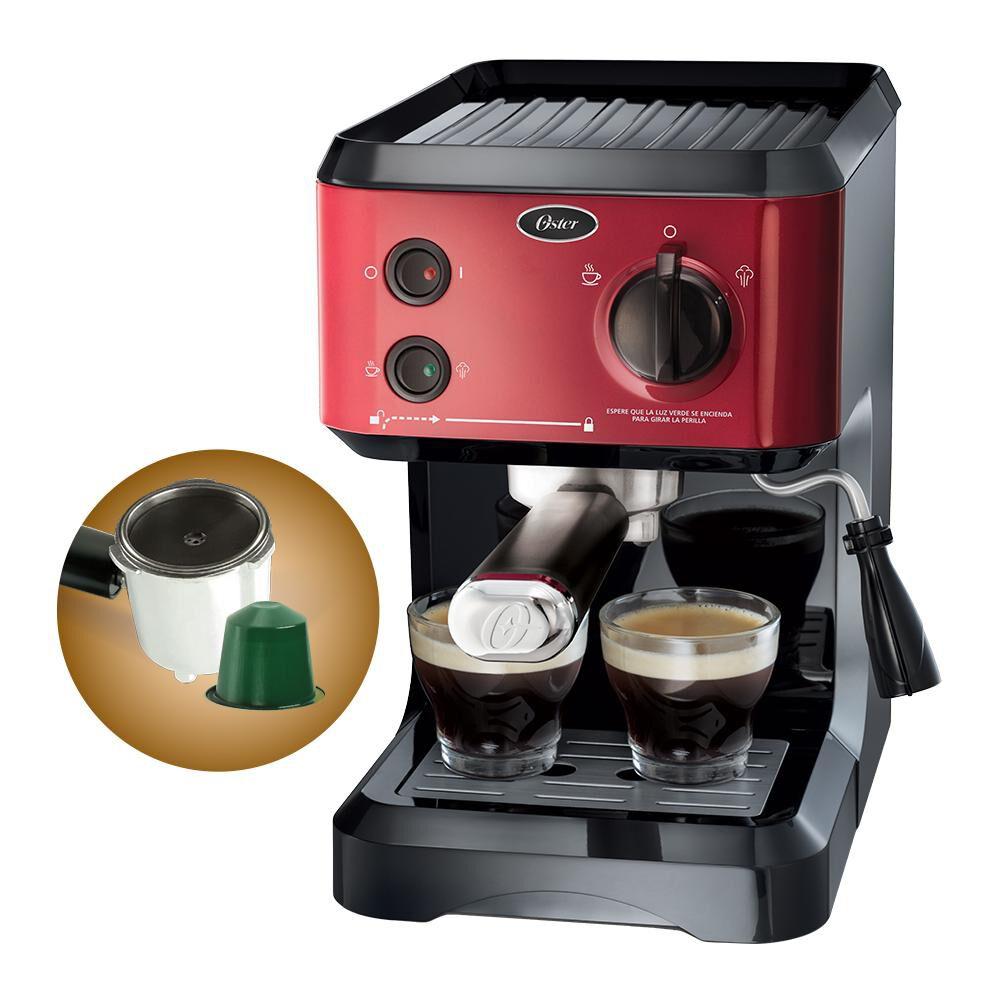 @ Cafetera Espresso P65R image number 0.0