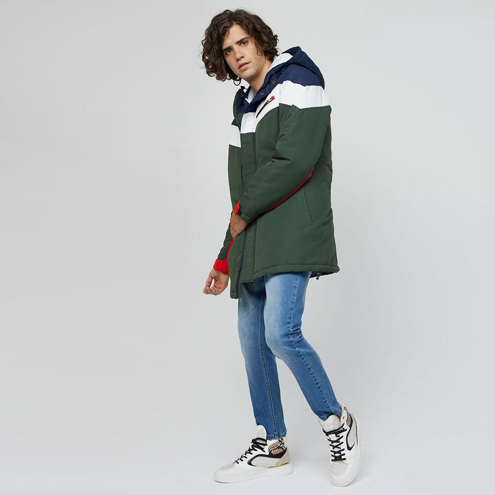 Parka  Hombre Rolly Go image number 1.0