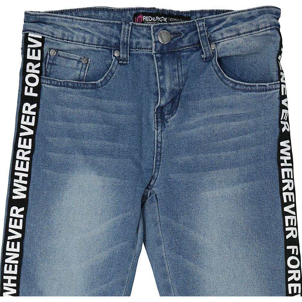 Jeans  Niña Teen Red - Rock image number 2.0