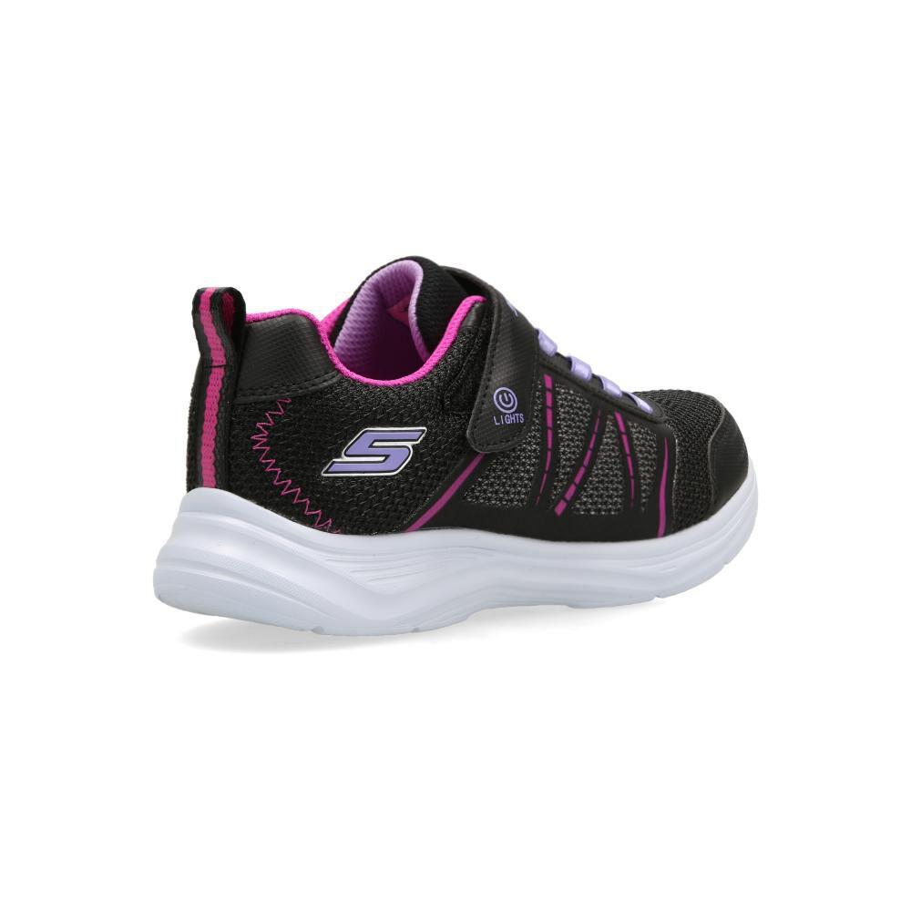 Zapatilla Infantil Skechers Shimmy Brights image number 2.0