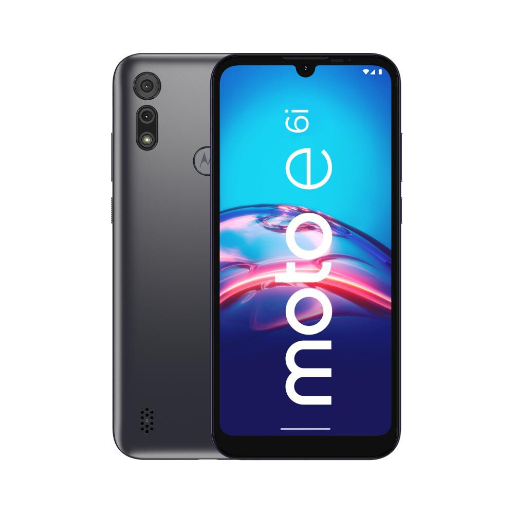 Smartphone Motorola Moto E6i / 32 Gb / Liberado image number 0.0