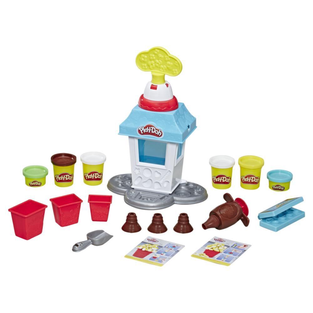 E5110 Play-Doh Fiesta De Palomitas image number 3.0