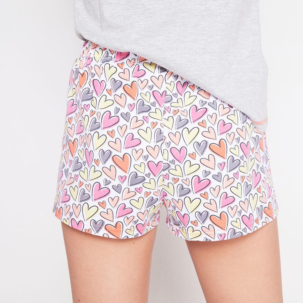 Short Pijama Mujer Freedom image number 3.0