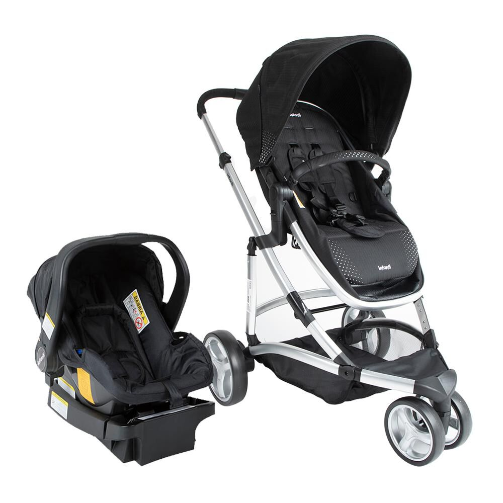 Coche Travel System Sky Infanti image number 0.0