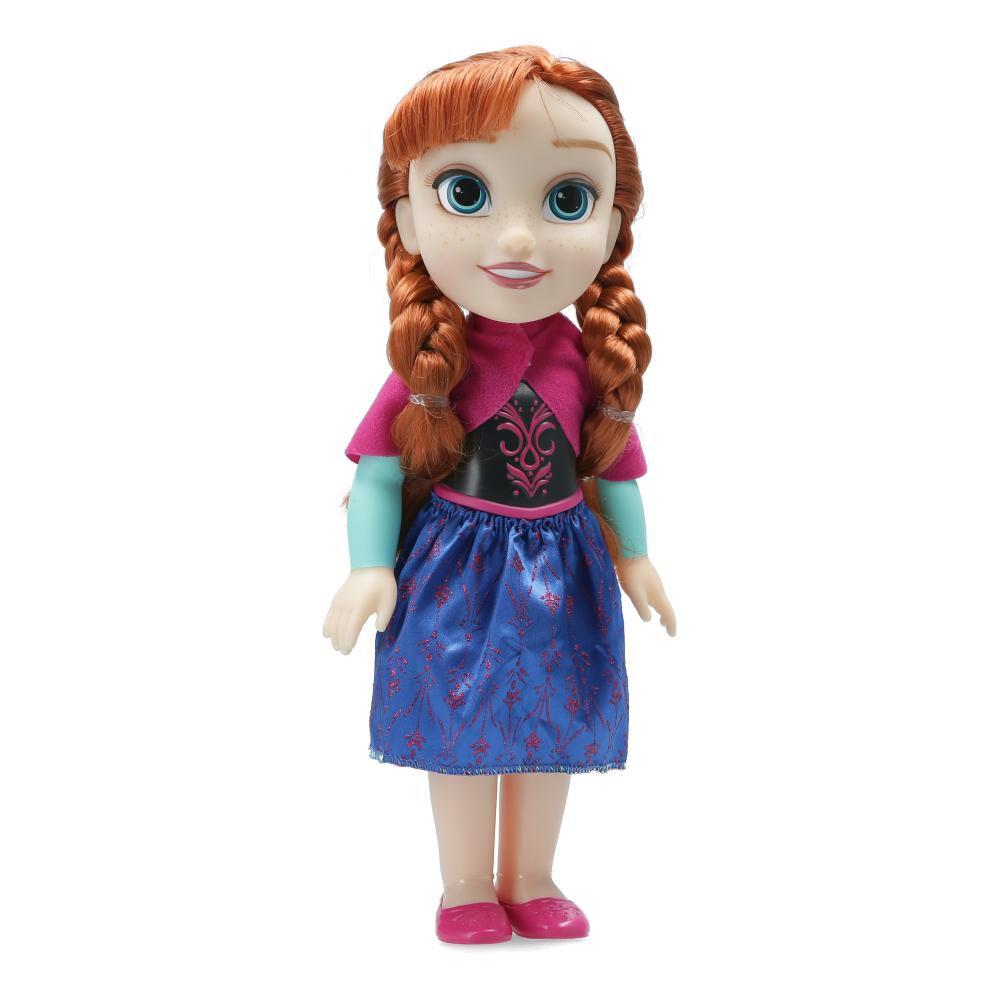 Muñeca Frozen Anna image number 1.0