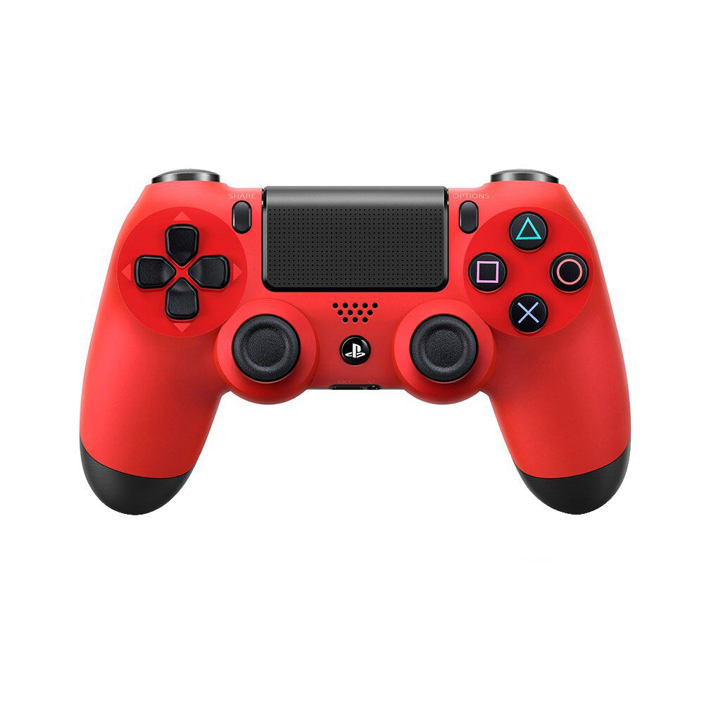 Control Sony Dualshock 4 Ps4 Magma Red image number 0.0