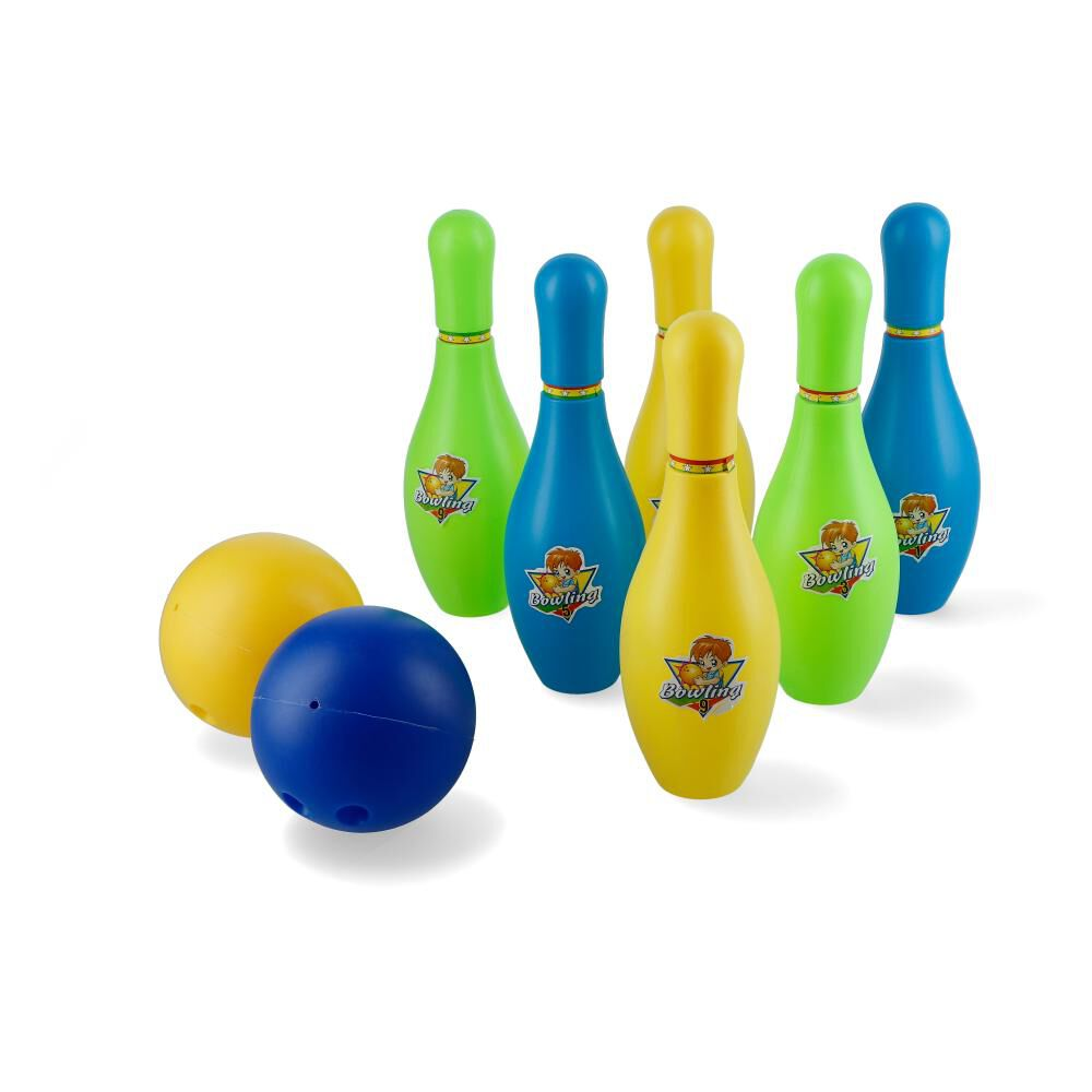 Juego De Bowling Hitoys 6831 image number 0.0