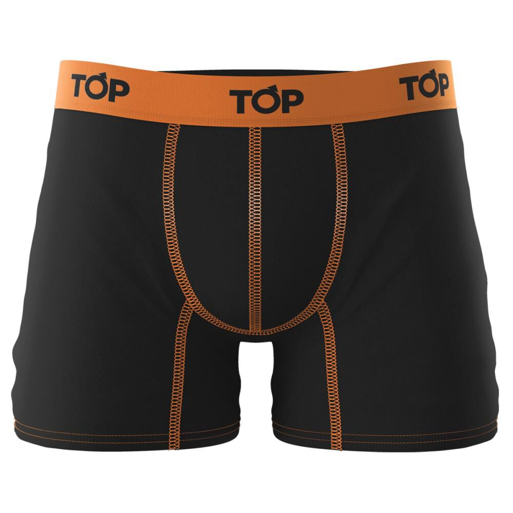 Pack Boxer Top Mitos / 4 Unidades image number 4.0