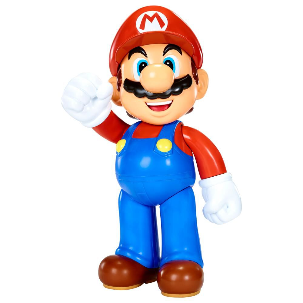 Figura Coleccionable Nintendo Figura Grande Super Mario image number 4.0