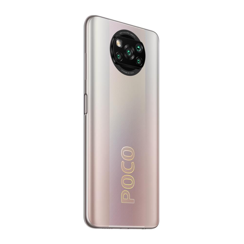 Smartphone Xiaomi Poco X3 Pro Gold / 128 Gb / Liberado image number 2.0