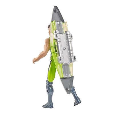 Figura De Acción Max Steel Turbo Deslizador