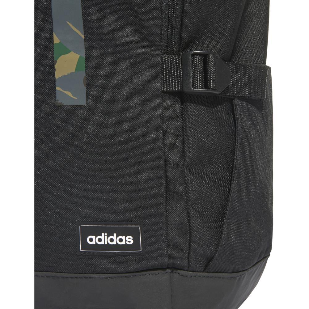 Mochila Unisex Adidas Classic Response Camouflage image number 5.0