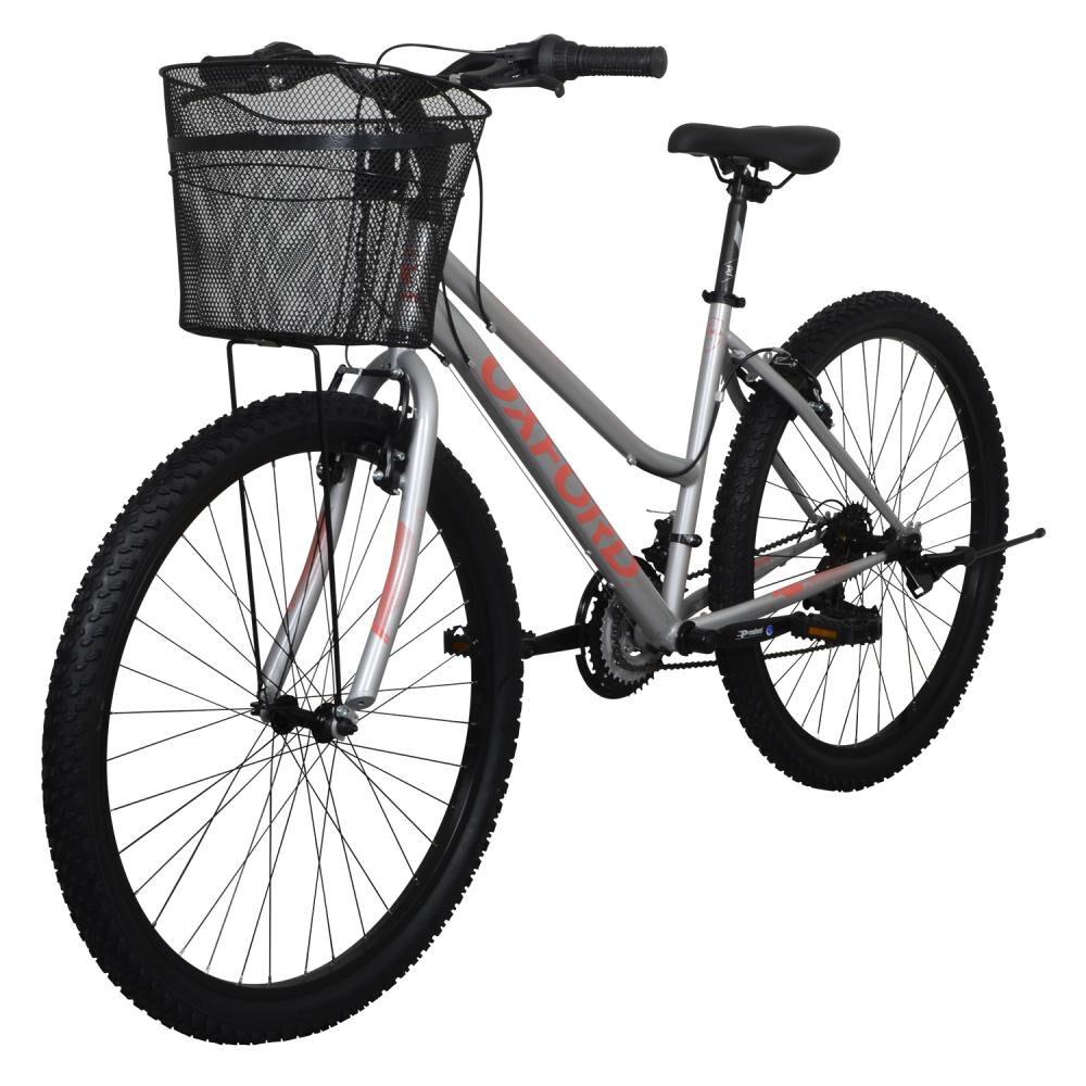 Bicicleta De Paseo Oxford Luna Aro 27 image number 2.0