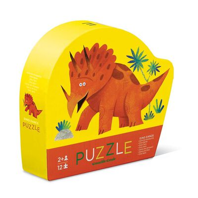 Puzzle Crocodrile 4118-7