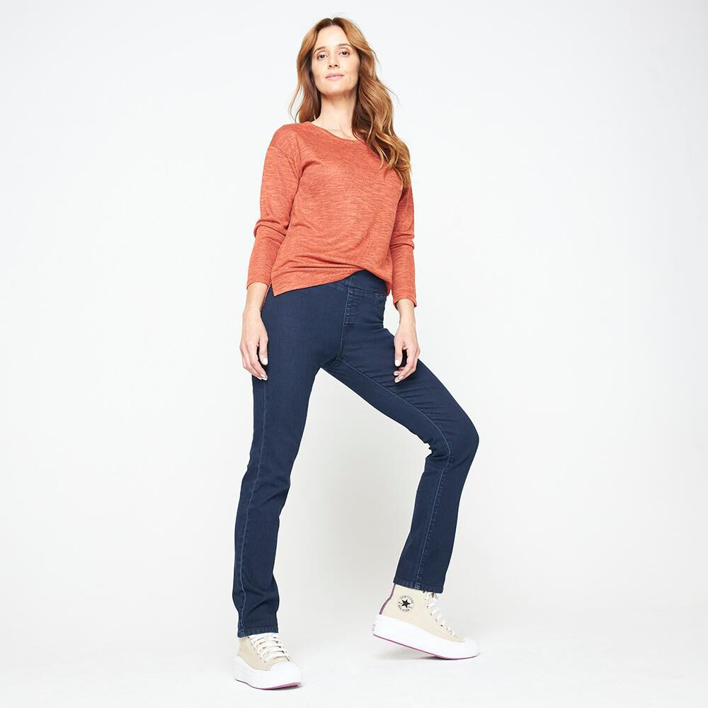 Jeans Mujer Geeps image number 4.0
