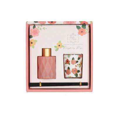 Difusor Belle Noite Raspberry Rose